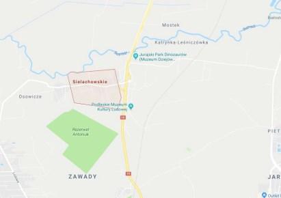 działka na sprzedaż - Wasilków (gw), Sielachowskie